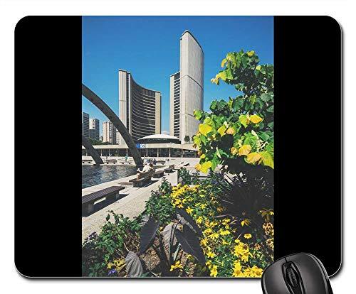 Mouse Pads - Toronto City Hall New City Hall Toronto Canada (Canada City Hall)
