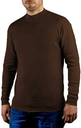 FABIO - Camiseta Chico SEMICISNE Hombre Color: Marron 518 Talla: 60: Amazon.es: Ropa y accesorios