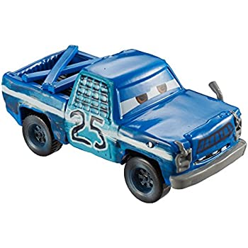 Amazon Com Disney Pixar Cars 3 Broadside Die Cast Vehicle Toys Games