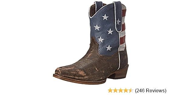 61f604e4f04a8 Roper Women's American Beauty Western Boot