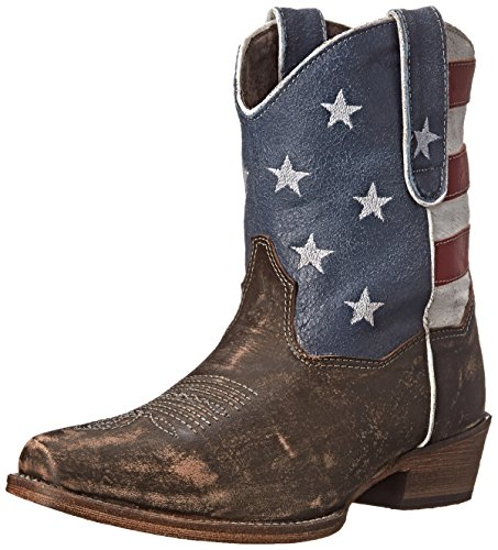 - ROPER Women's American Beauty, Brown, 10 M US