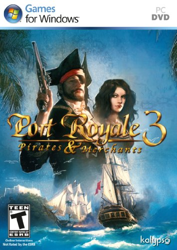 Port Royale 3: Pirates & Merchants - PC Pirates Of The Caribbean Pc Game