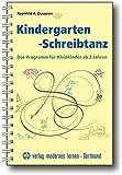 Kindergarten-Schreibtanz: Das Programm für Kleinkinder ab 2 Jahren