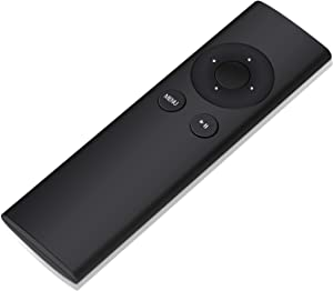 AIDITIYMI Remote Control Replace for Apple TV 2 3 A1469 A1156 A1378 MM4T2AM/A MC377LL/A MC572LL/A MD199LL/A MM4T2AM/A