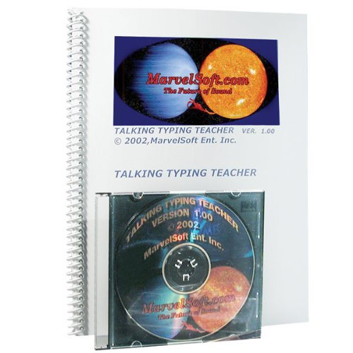 Talking Typing Teacher - Standard by MaxiAids