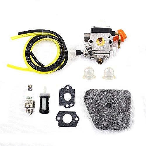 - labwork New Carburator for Stihl HL90K HL95 HL95K HT100 HT101 HT130 HT131 KM100 KM100 for Zama C1Q-S110D, C1Q-S88, C1Q-S110C