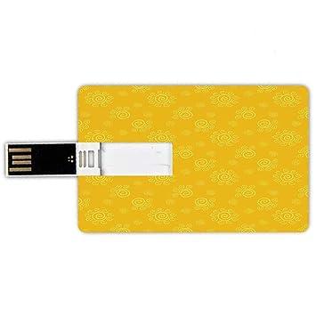 16GB Forma de tarjeta de crédito de unidades flash USB Decoración ...