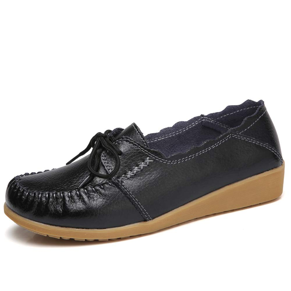 SHELAIDON loafers-f1502-DE000, Low-Top Low-Top Low-Top Donna Nero 4841f7