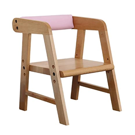 Amazon.com: High Chairs Feeding for Toddlers, Wood Chairs ...