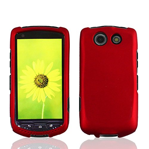 imaxr-hard-cover-case-snap-on-protective-skin-for-kyocera-brigadier-e6782-hard-red