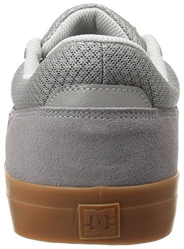 DC Basse Kremer Gum Shoes Uomo Espadrillas WES Grau apUaRq4r