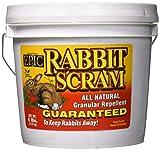 9. Wetsel 186955000460 Rabbit Scram Granular Repellent 6 lbs