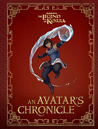 Pdf Entertainment The Legend of Korra: An Avatar's Chronicle