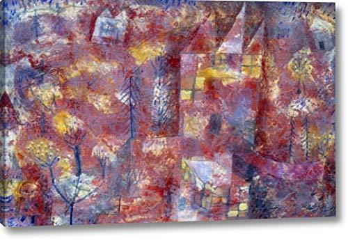 Paysage à lenfant by Paul Klee - 20