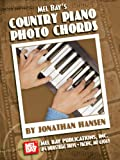 Mel Bay's Country Piano Photo Chords, Jonathan Hansen, 0786676051