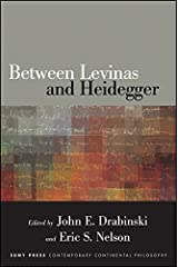 Between Levinas and Heidegger (SUNY series in Contemporary Continental Philosophy) Kindle Edition