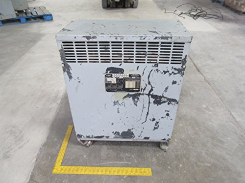 Federal Pacific Electric 25472-040 Dry Type Transformer Class AA 3 PH 45 KVA T81017