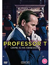 Professor T [DVD] [2021]
