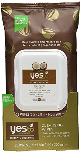 Yes Coconut Hydrate Restore Cleansing