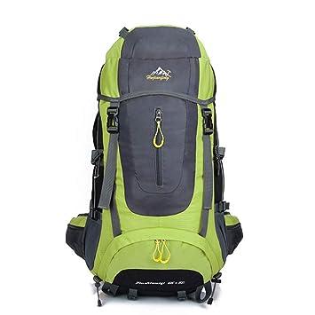 cc499037df66 Amazon.com : Four 56-75L Large Capacity Unisex Outdoor Camping ...