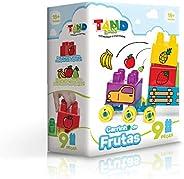 Tand Baby Carrinho de Frutas Toyster Brinquedos
