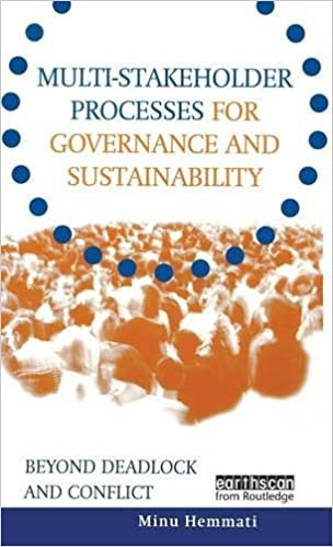 Multi-stakeholder Processes for Governance and