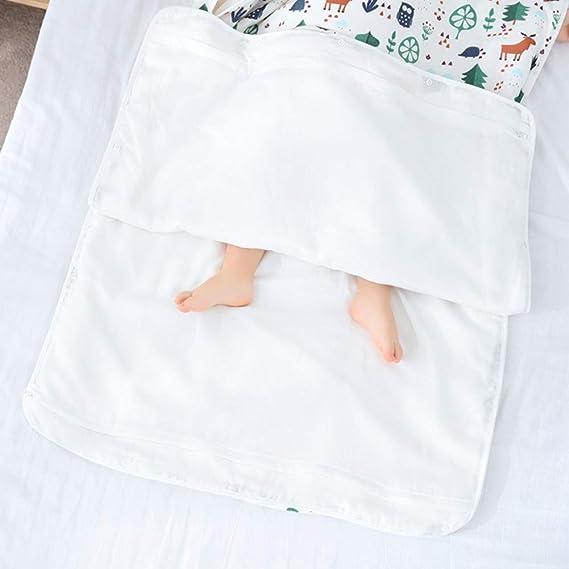 70 * 100cm Saco de Dormir Bebe Sunzit Beb/é Infantil Reci/én Nacido Saco de Dormir de Dibujos Animados Manta Caliente