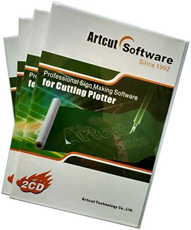 ArtCut 2009 Software para Windows 9 x/Me/2000/XP/Vista/7 sistema ...