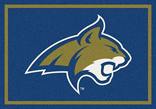 American Floor Mats Montana State Bobcats NCAA College Team Spirit Team Area Rug 3'10