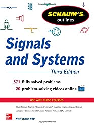 Schaum's Outline of Signals and Systems, 3rd Edition (Schaum's Outline Series)