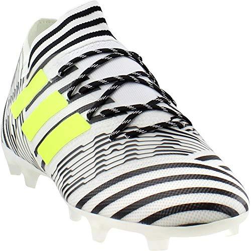 80ecde9229f adidas Men s Nemeziz 17.2 Firm Ground Cleats Soccer Shoe