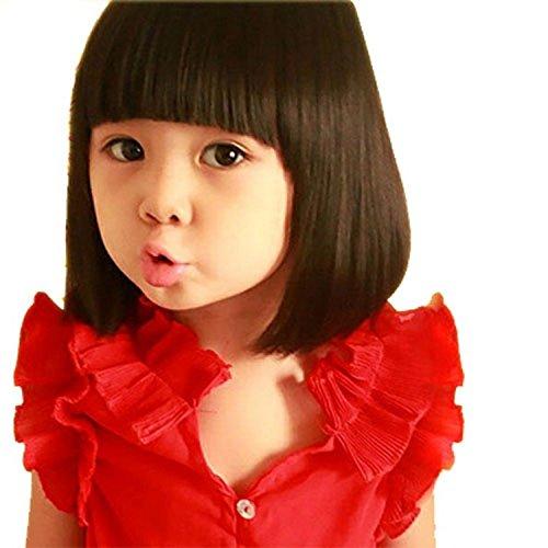 Child (Elvira Costume Makeup)