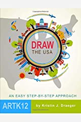 Draw the USA Paperback