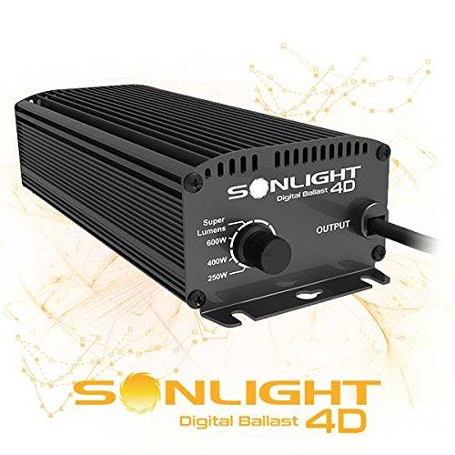 Alimentatore Elettronico SONLIGHT Digital Ballast 4D (Dimmer 250   400   600W   SL)