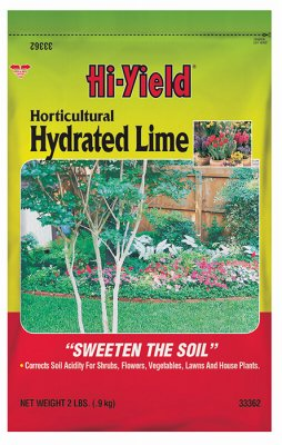 - Voluntary Purchasing Group Hi-Yield 33362 Hydrated Lime, 2 lb.