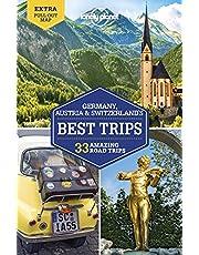 Lonely Planet Germany, Austria & Switzerland's Best Trips 2 2nd Ed.