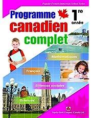 Programme canadien complet: Grade 1