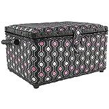 singer 57262 Pro Spots & Dots Large Sewing Basket