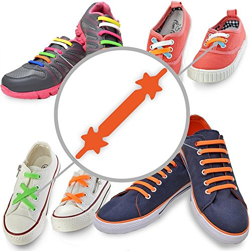 TIE LACES Shoelaces Dyspraxic Waterproof product image