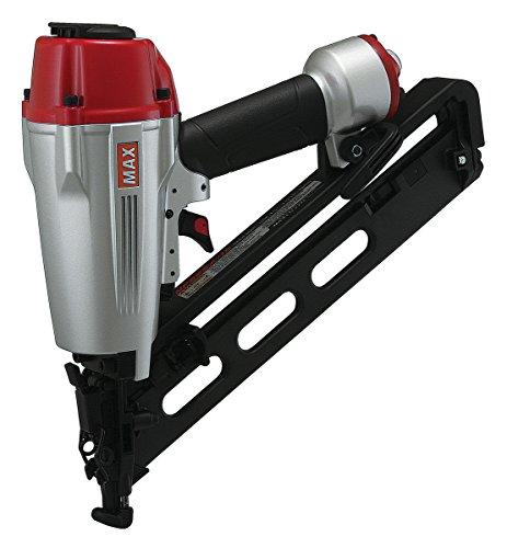 MAX NF665A/15 15GA Finish Nailer