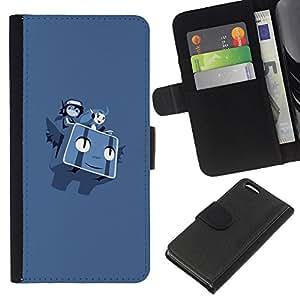 Stuss Case / Funda Carcasa PU de Cuero - P0kemon - Apple Iphone 5C