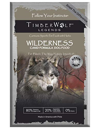 Wilderness Legends - 45lbs