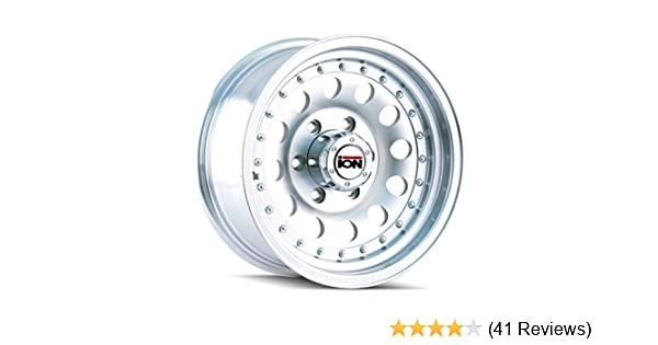 Ion Alloy 71 Machined Wheel 15x7//5x139.7mm