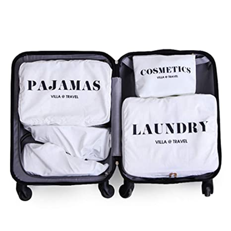 Almacenamiento Bolsa de almacenamiento de ropa de viaje de ...