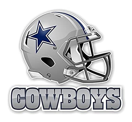 38bc6c58 Amazon.com: Dallas Cowboys Emblem for car | 4 Size Poster Window Banner  Helmet Die Cut | Dallas Cowboys Vinyl Decal (11