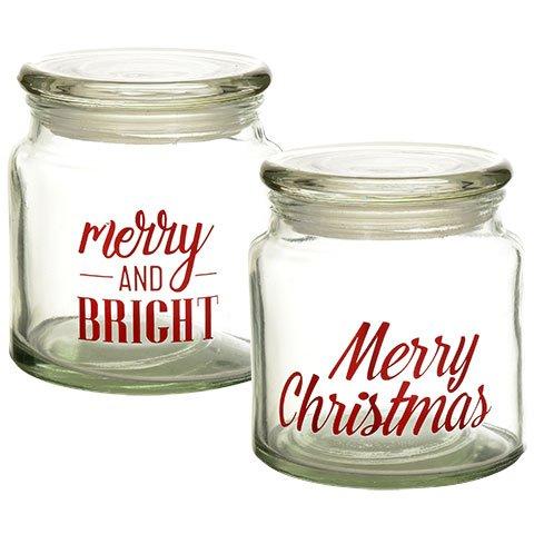 Glass Jars (Christmas Jars, 2)