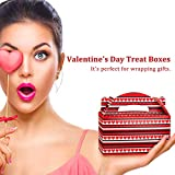 Whaline 24 Pack Valentine's Day Treat Boxes Kit