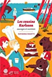 Les cousins Karlsson, Tome 2 : Sauvages et Wombats by Katarina Mazetti (2013-09-18)