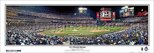 World Series Panoramic Photo - Everlasting Images MLB Chicago Cubs 2016 World Series Champions Panoramic Photo with Facsimile Signatures