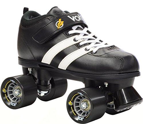 Riedell RW Volt Skates - Riedell RW Volt Roller Skates - Volt Speed Skates